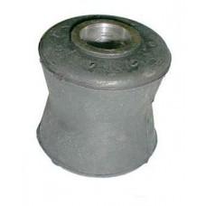 BUCHA AMORTECEDOR TRASEIRO INFERIOR JAHU (14mm)  (S10 1995 EM DIANTE)