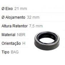 RETENTOR EIXO PILOTO SABÓ   (CORSA 1994 EM DIANTE)