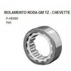 ROLAMENTO RODA TRASEIRA (DIF/BRASEIXOS) INA   (CHEVETTE 1973 EM DIANTE)  (MARAJO 1973 EM DIANTE)