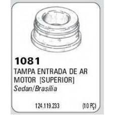TAMPA ENTRADA AR MOTOR (SUPERIOR) ALCIBOR   (BRASILIA  ) )  (FUSCA  ) )