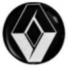 ADESIVO/EMBLEMA CALOTA RENAULT DIVERSO   (UNIVERSAL  ) )