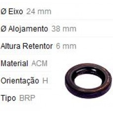 RETENTOR EIXO PILOTO SABÓ   (GOLF GTi 1999  ATÉ 2003) (GOLF GTi 08/1999  ATÉ 05/2008) (GOLF GTi 07/2002  ATÉ 07/2003) (GOLF TSi 2013 EM DIANTE)