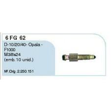 SANGRADOR FREIO (3/8MM X 24) DW   (D10  ) )  (D20  ) )  (D40  ) )  (F1000  ) )  (OPALA  ) )