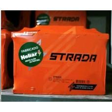 BATERIA (60 amperes/base troca) STRADA BATERIAS
