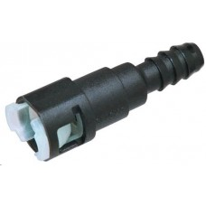 CONEXAO INJECAO 3/8 X 3/8 (RETO BARTOLOMEU) CLICK (10,5 mm)  (UNIVERSAL  ) )
