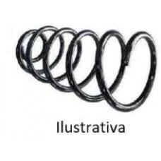 MOLA SUSPENSAO DIANTEIRA AUTOCAR (REMANUFATURADO LD/LE)  (OMEGA 1992  ATÉ 1998) (SUPREMA 1992  ATÉ 1998)