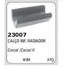 COXIM INFERIOR RADIADOR ALCIBOR   (CORCEL  ) )