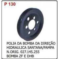 POLIA BOMBA DIRECAO HIDRAULICA POLIAUTO   (BELINA  ) )  (DEL REY  ) )  (PAMPA  ) )