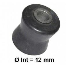 BUCHA AMORTECEDOR TRASEIRO (Superior e Inferior 12mm) JAHU   (BLAZER 1995  ATÉ 2011) (S10 1995  ATÉ 2011)