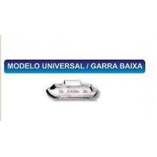 CHUMBO/CONTRAPESO 60 GRAMA (RODA FERRO GARRA BAIXA) DIVERSO   (UNIVERSAL  ) )
