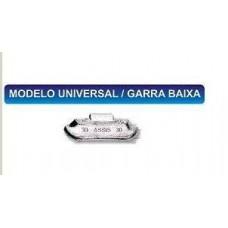CHUMBO/CONTRAPESO 15 GRAMA (RODA FERRO GARRA BAIXA) BRUNOCAR   (UNIVERSAL  ) )