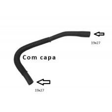 MANGUEIRA RESERVATORIO CABECOTE/BLOCO JAHU (COM CAPA)  (ECOSPORT 2003  ATÉ 2012) (FIESTA 2002  ATÉ 2014)