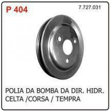 POLIA BOMBA DIRECAO HIDRAULICA POLIAUTO   (CELTA  ) )  (CORSA  ) )  (TEMPRA  ) )