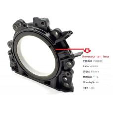 RETENTOR MANCAL TRASEIRO (IGREJINHA) SABÓ (C/FURO P/SENSOR QUADRADO)  (A3 08/2001 EM DIANTE)  (CROSSFOX 04/2002 EM DIANTE)  (FOX ATÉ 2006) (GOL/ 08/2001 EM DIANTE)  (GOLF 04/2002 EM DIANTE)  (KOMBI  ) )  (PARATI 08/2001 EM DIANTE)  (POLO 04/2002 EM DIANTE)  (SPACEFOX  ) )