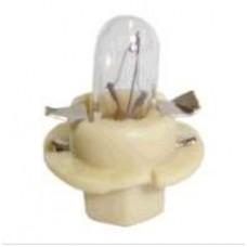 LAMPADA BASE PLASTICA (MARRON CLARO 12V/1.5W) GB   (ASTRA  ) )  (CELTA  ) )  (CORSA  ) )