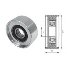 ESTICADOR ALTERNADOR (REFIL) SKF a 26mm/d 60mm/f 17mm/plastico  (CLIO  ) )  (KANGOO  ) )  (MEGANE  ) )  (SCENIC 2000 EM DIANTE)