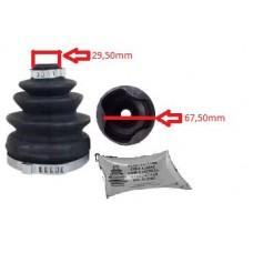 COIFA CAMBIO (TRIPOIDE 36mm) BROKITS   (MEGANE 2000 EM DIANTE)  (PEUGEOT 206 2000 EM DIANTE)  (PEUGEOT 206 QUICK SILVER 2000 EM DIANTE)  (PEUGEOT 206 XR  ) )