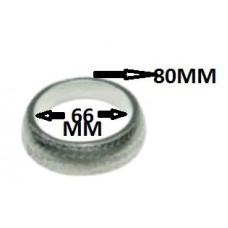ANEL/GAXETA ESCAPAMENTO G REHDER ARTEFATOS DE BORRACHAS LTDA (MALHA ACO 66mm)  (306  ) )  (BERLINGO  ) )  (EVASION  ) )  (ZX  ) )