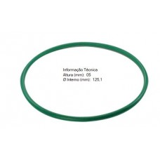 ANEL/JUNTA TAMPA BOMBA ELETRICA DS   (CLIO  ) )  (KANGOO  ) )  (LOGAN 2007 EM DIANTE)  (SANDERO 2007  ATÉ 0 /)