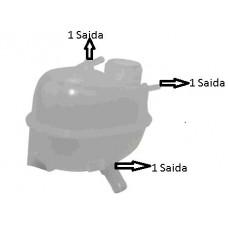 RESERVATORIO AGUA RADIADOR (3 BICOS) GONEL   (CORSA 2002 EM DIANTE)  (MONTANA 2002 EM DIANTE)