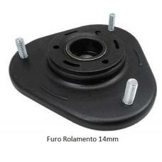 BATENTE SUPERIOR DIANTEIRO (ALTO 14mm) SAMPEL (S/ROLAMENTO)  (COROLLA 03/2008 EM DIANTE)