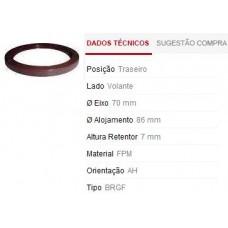 RETENTOR MANCAL TRASEIRO SABÓ   (CLIO  ) )  (CLIO  ) )  (LOGAN  ) )