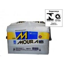 BATERIA (90 amperes/base troca) MOURA