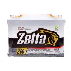 BATERIA (60 amperes/base troca) ZETTA FREE
