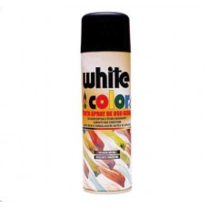 TINTA SPRAY COLOR PRETO BRILHANTE ORBI