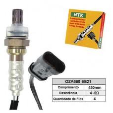 SONDA LAMBDA NTK 4 FIOS  (CLIO 2003 EM DIANTE)  (CLIO 2003 EM DIANTE)  (MEGANE 1998 EM DIANTE)