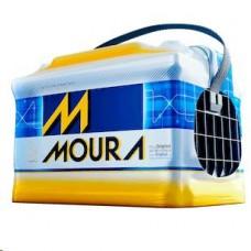 BATERIA (50 amperes/base troca) MOURA