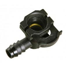 CONEXAO INJECAO 1/2 X 13 90º (COMPACTO) CLICK (13 mm)  (UNIVERSAL  ) )