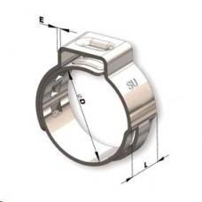 ABRACADEIRA RADIAL (INJECAO) (10,5 diametro 8,8 x 10,5mm largura 5mm) TOGWAL   (UNIVERSAL  ) )
