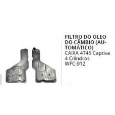 FILTRO OLEO CAMBIO AUTOMATICO TRANSLX (Caixa 4T45)  (CAPTIVA  ) )