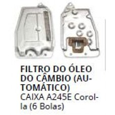 FILTRO OLEO CAMBIO AUTOMATICO TRANSLX (Caixa A245E)  (COROLLA  ) )