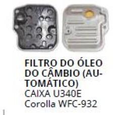 FILTRO OLEO CAMBIO AUTOMATICO TRANSLX (Caixa U340E)  (COROLLA  ) )