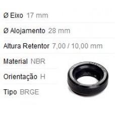 RETENTOR EIXO PILOTO SABÓ   (BELINA 1969 EM DIANTE)  (CORCEL 1969 EM DIANTE)  (DEL REY 1969 EM DIANTE)  (PAMPA 1969 EM DIANTE)