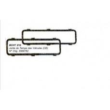 JUNTA TAMPA VALVULA MOTOR BRANIL   (CHEVETTE 1973 EM DIANTE)  (MARAJO  ) )