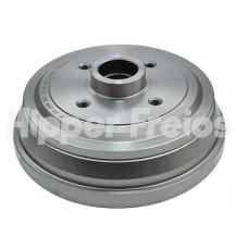 TAMBOR FREIO TRASEIRO (C/CUBO) HIPERFREIOS   (AGILE 2009 EM DIANTE)  (CORSA 1993  ATÉ 2001) (TIGRA 1998 EM DIANTE)