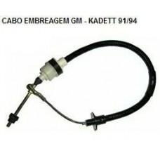 CABO EMBREAGEM CABOFENIX 820MM  (IPANEMA 1991  ATÉ 1994) (KADETT 1991  ATÉ 1994)