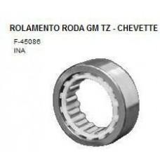 ROLAMENTO RODA TRASEIRA (DIF/BRASEIXOS) ASH   (CHEVETTE 1973 EM DIANTE)  (MARAJO 1973 EM DIANTE)