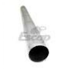 TUBO/CANO GALVANIZADO (ESCAPAMENTO) (2 POLEGADAS 50,80X1,25X) MUFFLER ESCAP   (UNIVERSAL  ) )