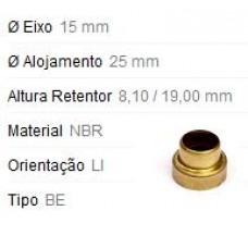 RETENTOR EIXO TRAMBULADOR FIBRAMA   (BRASILIA ATÉ 1982) (FUSCA ATÉ 1982) (GOL/ ATÉ 1982) (KOMBI ATÉ 1982) (VARIANT ATÉ 1982)