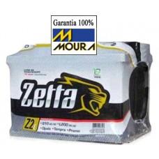 BATERIA (50 Amperes/base troca) ZETTA FREE