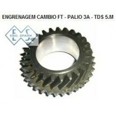ENGRENAGEM CAMBIO 3 (25 DENTES) USIPAK   (PALIO/  ) )