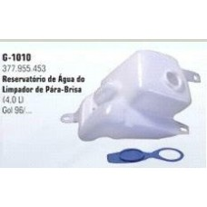 RESERVATORIO AGUA PARABRISA (4 LITRO 2 BOMBA) FLORIO   (GOL/ 1996 EM DIANTE)