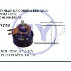 ESTICADOR CORREIA DENTADA SKF   (GOL/ 2001 EM DIANTE)  (PARATI 2000 EM DIANTE)  (POLO  ) )