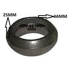 ANEL/GAXETA ESCAPAMENTO G REHDER ARTEFATOS DE BORRACHAS LTDA (MALHA ACO 45,5mm)  (BLAZER  ) )  (S10  ) )