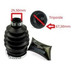COIFA CAMBIO (TRIPOIDE 36mm) VIBRASIL   (206 2000 EM DIANTE)  (206 QUICK SILVER 2000 EM DIANTE)  (206 XR  ) )  (MEGANE 2000 EM DIANTE)