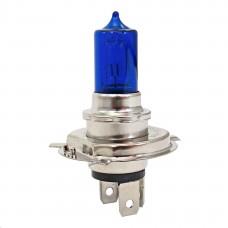 LAMPADA FAROL BIODO H4 90X100 (3 PERNA AZUL) DIVERSO   (UNIVERSAL  ) )